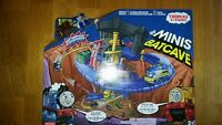 Thomas & Friends Minis Batcave Batman Clayface Train Engine Excl