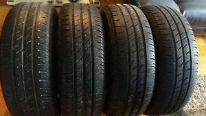 AllSEASON / SUMMER TIRES  195/65/15