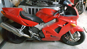 1998 Honda VFR800 interceptor excellent condition