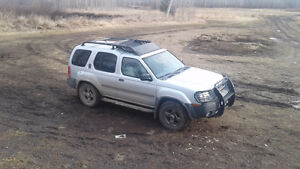 2002 Nissan Xterra XE SUV, Crossover - LOW KMS!!!