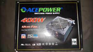 ACE Power Switching Power Supply 400W