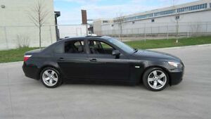 2007 BMW 525 i, Auto, Leather,Sunroof, 3 years warranty availabl