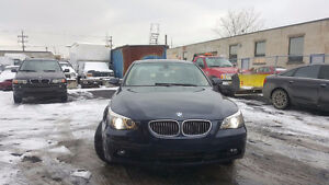BMW 525xi 2007 Full Equipped! Perfect Condition