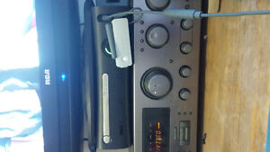 xbox360 with games wifi adapter 120gb harddrive for $120 obo