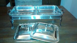 Stainless Steel Chafing Dish Set