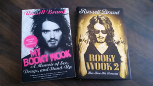 Russell Brand books