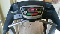 *SOLD pending pickup. Tempo fitness 610T Treadmill. Barely used.
