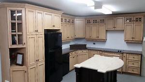 showroom display kitchen for sale.