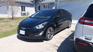 2016 Hyundai Elantra GLS Manual
