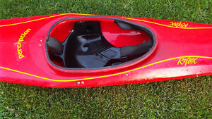 Perception Reflex Slalom Kayak