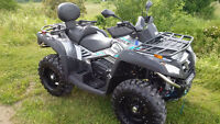 **$49 PER WEEK** 800cc V-Twin, 2-UP ATV with POWER STEERING!!