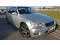 2004 Lexus IS 200 2.0 ( Lexus Navigator ) SE +++HUGE SPEC+++