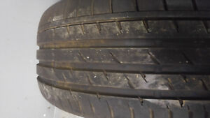 """Two 19"""" Continental ContiSportContact 3 Tires 255/35ZR19 Kitchener / Waterloo Kitchener Area image 1"""