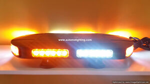 Super Bright warning LED emergency tow truck construction light