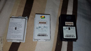Xbox 360 Battery Packs