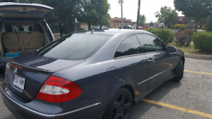 Reduced! Mercedes CLK for sale