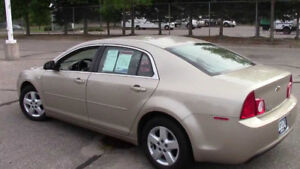 Looking to Buy a Chevy/Chevrolet Malibu 2008-2011