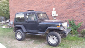 1994 Jeep Wrangler Other