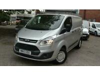 2015 Ford Transit Custom 2.2TDCi ( 125PS ) 2013.5MY 290 L1H1 Trend 68443 MILES