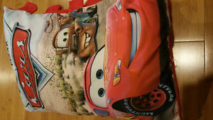 Cars pillow book