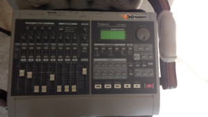Roland vs880 Recorder