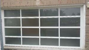 Clopay Avanti Insulated Glass Garage Door