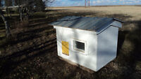 Winterized Cat House – For Sale