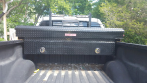 Back Rac and Weather Guard truck box