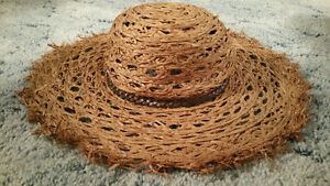 Straw Sun Hat by Free People West Island Greater Montréal image 3
