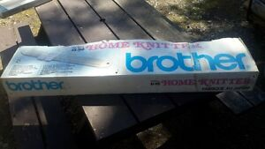 BROTHER KNITTING MACHINE - PRICE REDUCED