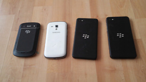 Phones for sale.