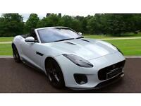 2017 Jaguar F-TYPE 3.0 Supercharged V6 400 Sport Automatic Petrol Convertible