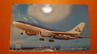 Assorted Airline Postcards 1980's and 1990's
