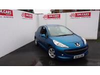 2008 58 PEUGEOT 207 1.4 VERVE 3 DOOR.STUNNING COLOUR.12MONTHS MOT,ANY PX WELCOME
