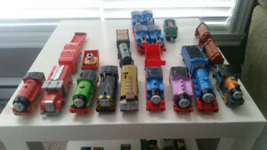 Thomas the Train Trackmaster Collection plus MORE!