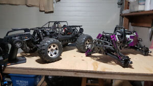 1/8th scale HPI Savage RC Lot ***$650 CASH OBO***