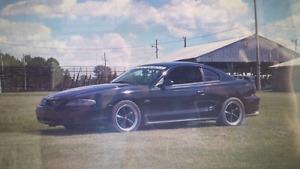 Mustang gt 1997
