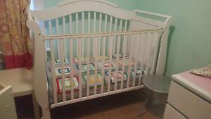 Crib and Matress