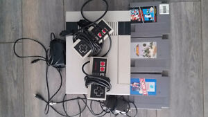 NES console and games, best price online!!!