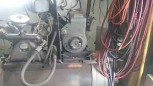 150 gallon Air Compressor FOR SALE Revelstoke British Columbia image 3