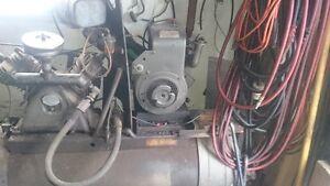 150 gallon Air Compressor FOR SALE Revelstoke British Columbia image 3