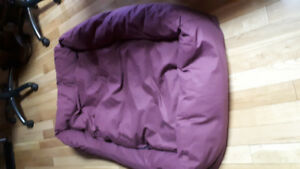 Extra Large Canvas Dog Bed