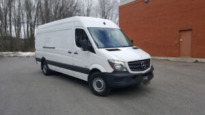 2015 Mercedes Benz Sprinter 2500 Van 170 Long 2.1 engine