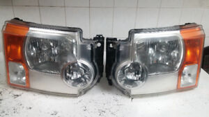 2004-2009 Land Rover LR3 headlights
