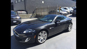 2012 Jaguar XKR Coupe (2 door)