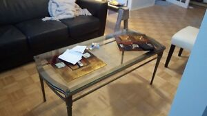 Moving Sale - ONGOING - Antique Drop-leaf Table and Coffee Table