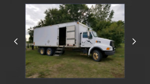 Pressure washer truck for sale