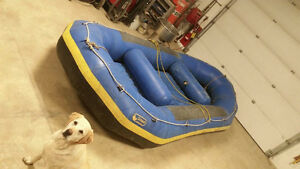Scout River Raft