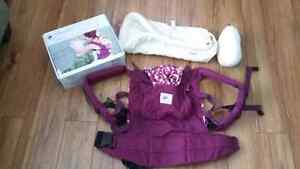Ergo baby carrier w/infant insert and boxes Peterborough Peterborough Area image 1