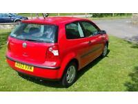 2004 Volkswagen Polo 1.2 E 3dr (55bhp) - VERY ECONOMIC - VERY GOOD HISTORY